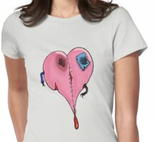 oh my aching heart Womens Fitted T-Shirt