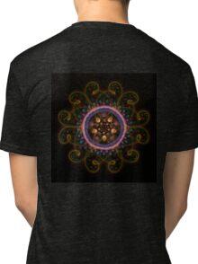 Mandala of Peace 2 Tri-blend T-Shirt
