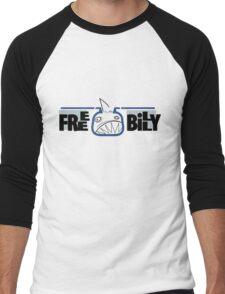 Free Billy Parody v1 Men's Baseball ¾ T-Shirt
