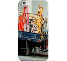 No Parking, Red Zone iPhone Case/Skin