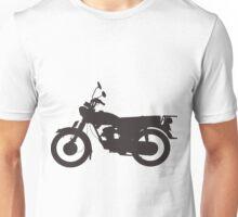 Honda CB 125 k5 silhouette  Unisex T-Shirt