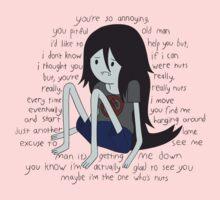 Marceline - I Remember You One Piece - Short Sleeve