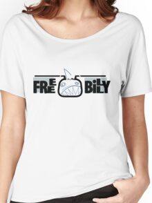 Free Billy Parody v2 Women's Relaxed Fit T-Shirt