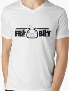 Free Billy Parody v2 Mens V-Neck T-Shirt
