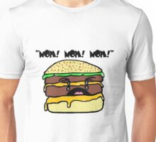 Scaredy Burger Unisex T-Shirt