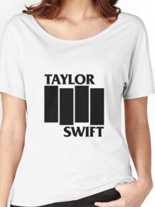 Taylor Swift Is Punk As F**K Women's Relaxed Fit T-Shirt