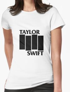 Taylor Swift Is Punk As F**K Womens Fitted T-Shirt