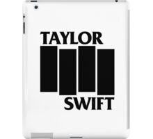 Taylor Swift Is Punk As F**K iPad Case/Skin