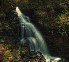 Ozone Falls May 2011 by Aaron Campbell