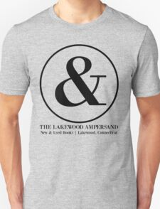 Lakewood Ampersand Book Shop T-Shirt