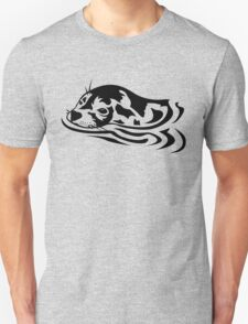 Swimming Seal Unisex T-Shirt