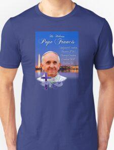 Pope Francis Headshot 4 T-Shirt