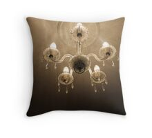 This Little Light of Mine. Throw Pillow