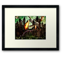 Special Forces Framed Print