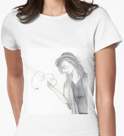 No Reference Sara Bareilles #1 Womens Fitted T-Shirt