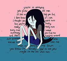 Marceline - I Remember You by joshramsaur