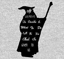 Gandalf The Philosopher T-Shirt