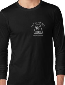 Earthbending Long Sleeve T-Shirt