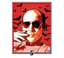 FH01 - Hunter S Thompson Photographic Print