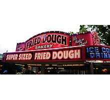Fried Dough Photographic Print