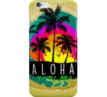 Aloha Hawaii iPhone Case/Skin