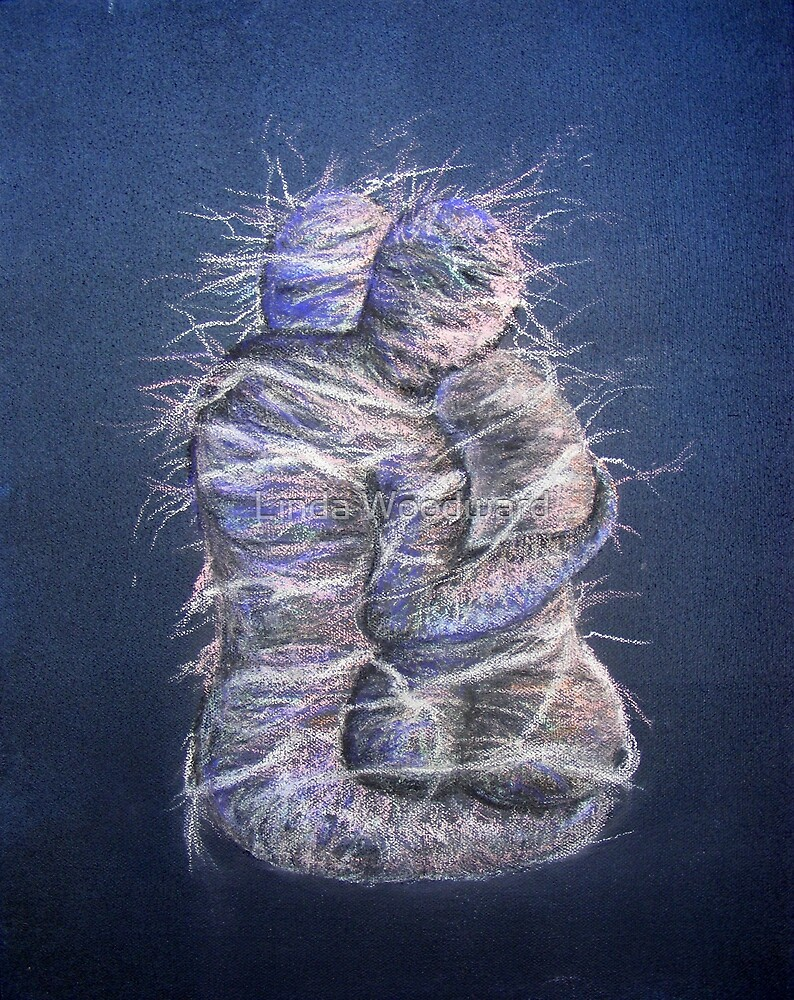 Wrapped Up In Each Other by Linda Woodward