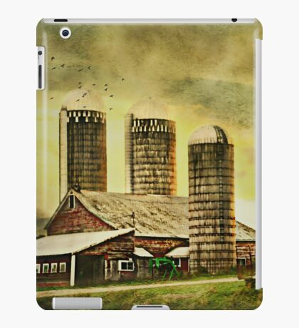 At the Farm iPad Case/Skin