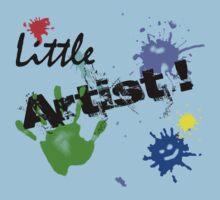Little Artist (for Kids) Kids Tee