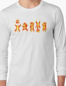 Fire Gang Long Sleeve T-Shirt