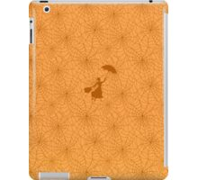 Mary Poppins Spiderwebs iPad Case/Skin