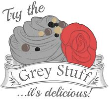 Try the Grey Stuff by AliceCorsairs