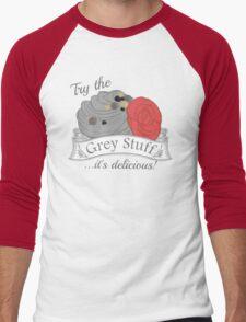 Try the Grey Stuff Men's Baseball ¾ T-Shirt