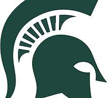 Michigan State by zachsuchanek
