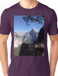 Half Dome - Yosemite National Park  Unisex T-Shirt