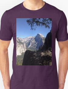Half Dome - Yosemite National Park  T-Shirt