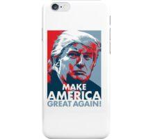 Make America Great Again - Donald Trump iPhone Case/Skin