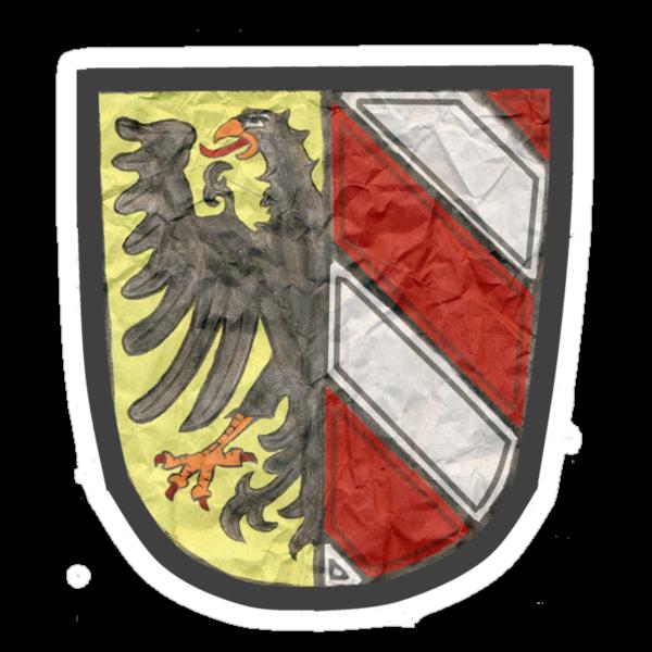 NUE Wappen  by Jonathan  Woodyard