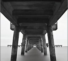 Deal Pier, Kent, UK by Alice Gosling
