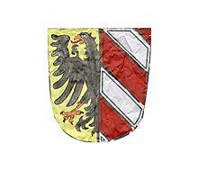 NUE Wappen Photographic Print