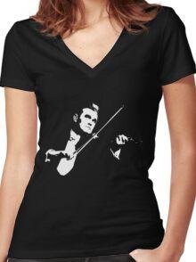 Ringleader Of The Tormentors Women's Fitted V-Neck T-Shirt