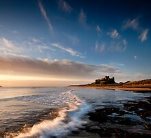Northumberland Dawn by Dave Hudspeth