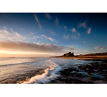Northumberland Dawn Photographic Print