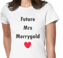 Future Mrs Merrygold Womens Fitted T-Shirt