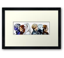 Women of Defiance Framed Print