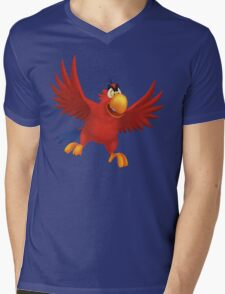 Iago Mens V-Neck T-Shirt