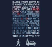 Karma Police by mrspringheeled