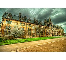 The Meadow Building Christ Church Oxford Photographic Print