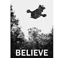 Believe - Serenity Photographic Print