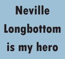 Neville Longbottom is my hero by meldevere