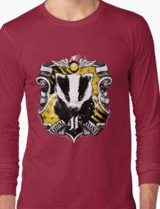 H Crest Long Sleeve T-Shirt
